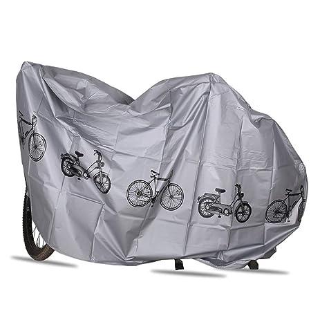 FCZBHT Cubierta De Muebles Cubierta Antipolvo De Bicicleta Jardín ...