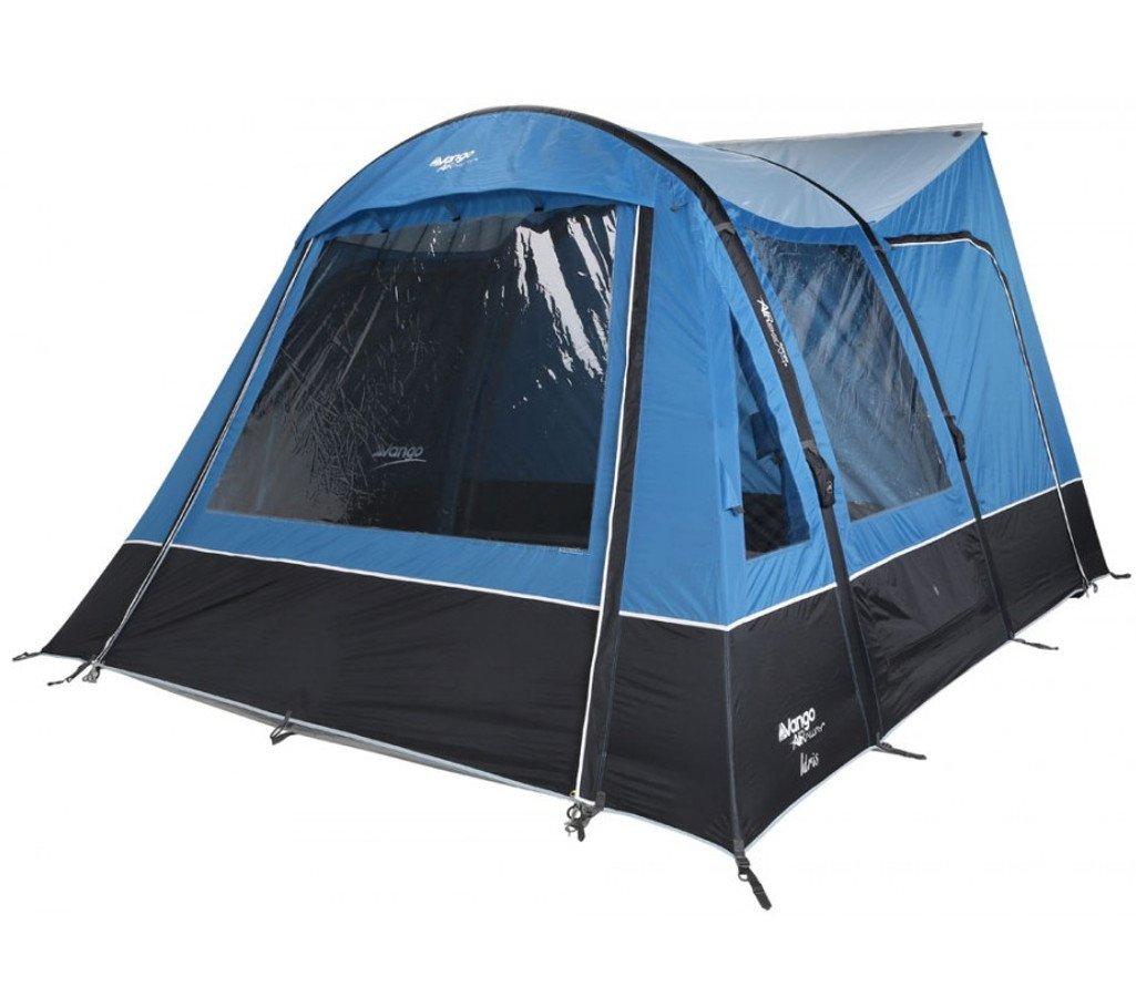 Vango Idris II AirBeam Bus-Tent Tall sky blue 2016 Vorzelt