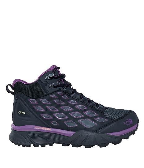 THE NORTH FACE Endurus Hike Mid GTX Phantom Grey Wood Violet Women s Shoes   Amazon.ca  Sports   Outdoors 4b4b239c1