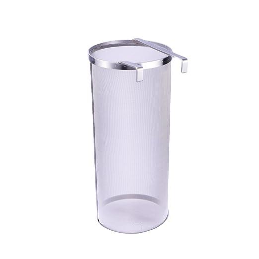 BESTONZON Filtro colador de Malla de Acero Inoxidable para ...