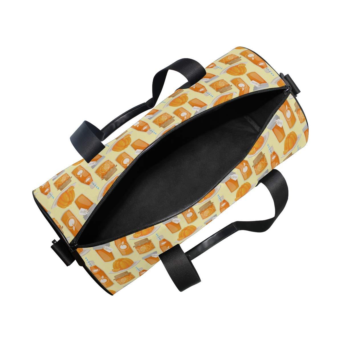 Waterproof Non-Slip Wearable Crossbody Bag fitness bag Shoulder Bag Nana Fruit Picture