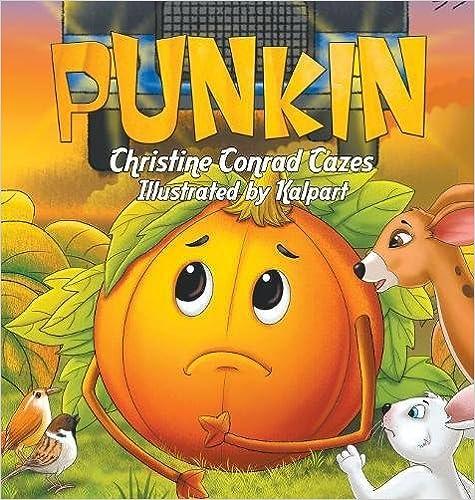 Punkin by [Christine Conrad Cazes]