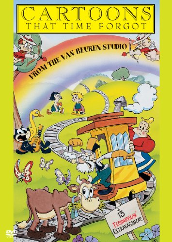 Cartoons That Time Forgot: The Van Beuren Studios Vol. 1 ()