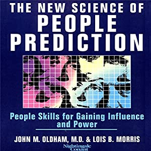 The New Science of People Prediction Speech