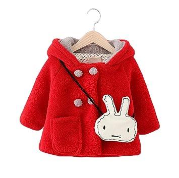 Oyfel Abrigo Chaqueta Parka Resolve Jacket Casaca China Chica Invierno Nieve Polar Otono Rebajas Orejas Nino Nina 80 cm: Amazon.es: Hogar