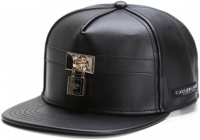 Gorra Cayler & Sons – C&S Bl Lockdown negro/dorado: Amazon.es ...