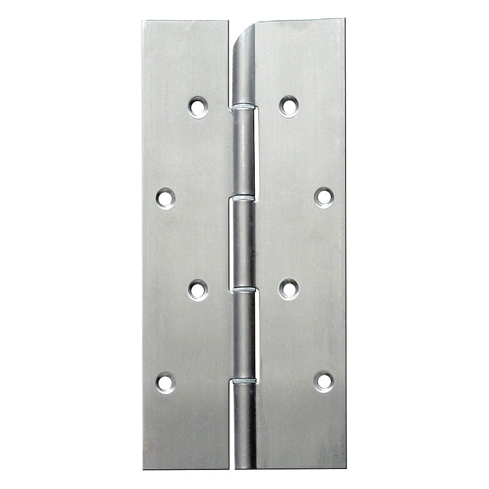 Markar - FM3500-83 - 83 x 4-1/2 Butt Hinge with Satin Stainless Steel Finish, Mortise Mounting