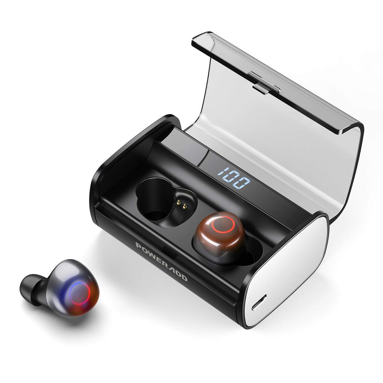 Poweradd wireless earbuds
