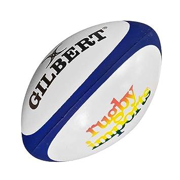 GILBERT rugby Balón de las importaciones: Amazon.es: Deportes y ...