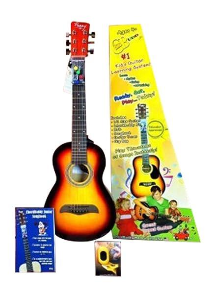 Amazon.com: ChordBuddy Junior Guitar Learning Kit. Includes ...