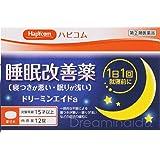 【指定第2類医薬品】睡眠改善薬 ドリーミンエイドa12錠 ハピコム(HapYcom)