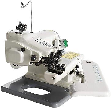 Máquina de coser portátil Máquina de coser eléctrica para el hogar 1200 agujas/min. Máquina de coser multifuncional. Máquina de coser de borde de motor incorporada, enchufe de la UE 220V: Amazon.es: Hogar