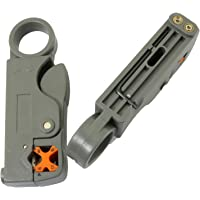 Magic&shell Wire Stripper 2PCS RCA Coaxial Cable Stripper For RG6, RG58,RG59/62 And RG174