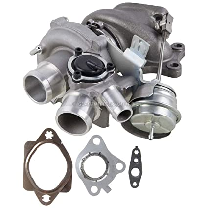 Amazon.com: New Right Side Turbo Kit With Turbocharger Gaskets For Ford F-150 EcoBoost 3.5L - BuyAutoParts 40-80524V1 New: Automotive
