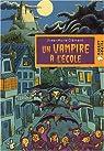 Un vampire à l'école par Clément