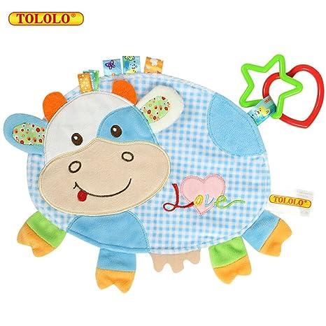 Tololo Cartoon Animales de peluche juguetes bebé juguetes recién ...