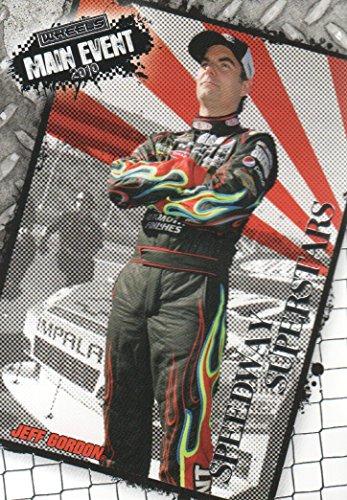 Jeff Gordon Speedway - 2010 Wheels Main Event NASCAR Racing #58 Jeff Gordon Speedway Superstars