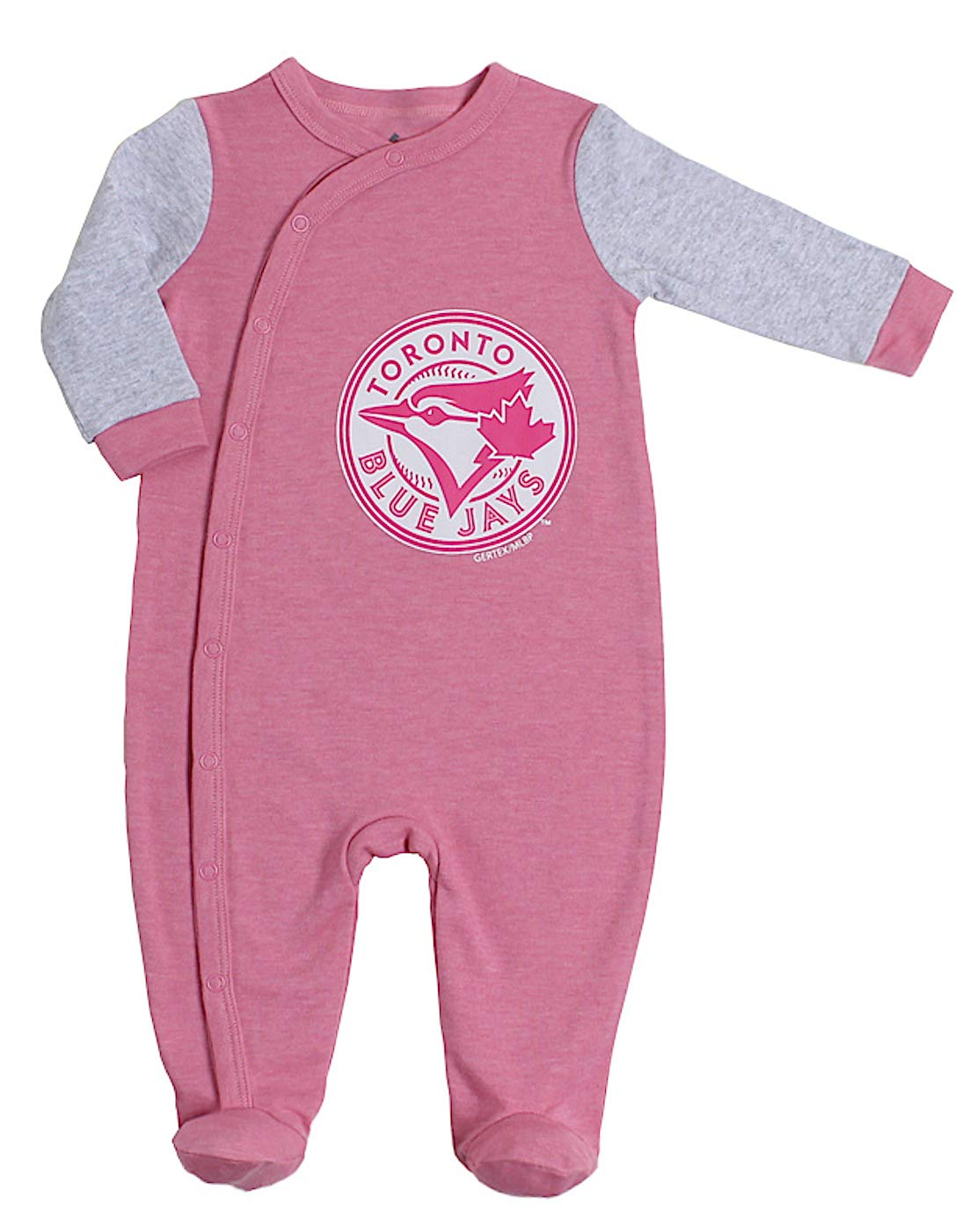 MLB Toronto Blue Jays Toddler Sleeper 9 Months Gertex