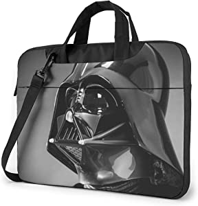 Star War Darth Vader Helmet Laptop Sleeve Laptop Bag Tablet Briefcase Ultraportable Protective Handbag Oxford Cloth-for MacBook Pro/MacBook Air/Notebook Computer 13 Inch