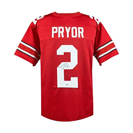 terrelle pryor ohio state jersey
