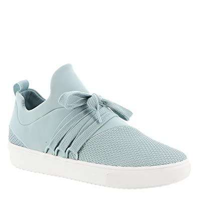 00e808bf5d0 Amazon.com | Steve Madden Women's Lancer Light Blue Athletic 8.5 US |  Fashion Sneakers