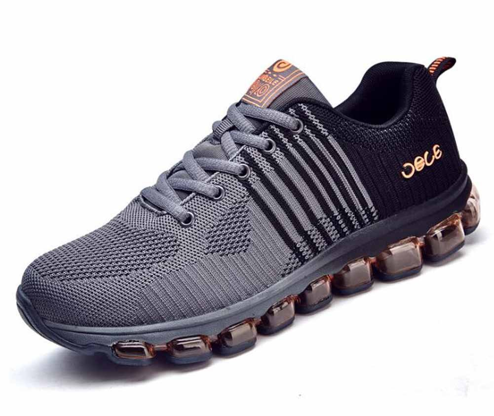 Men Running Shoes Autumn New Light Athletic Shoes Breathable Air-cushion  Trainers: Amazon.co.uk: Shoes & Bags