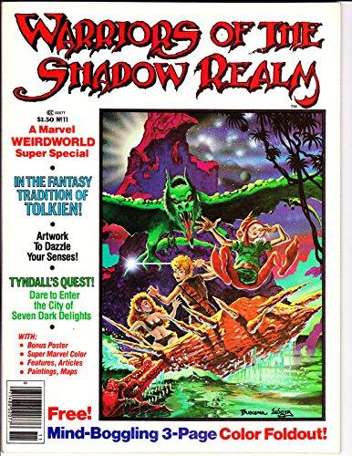 Marvel Comics Super Special No.111979 Dragon amp; Elves Cover (Elves Cover)