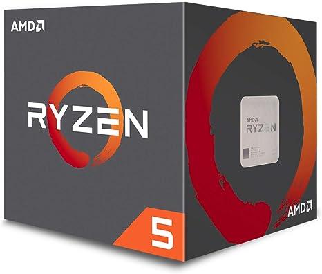 Amazon Com Amd Ryzen 5 1600 6 Core 12 Thread Unlocked 65w Desktop Processor With Wraith Stealth Cooler Yd1600bbafbox Computers Accessories