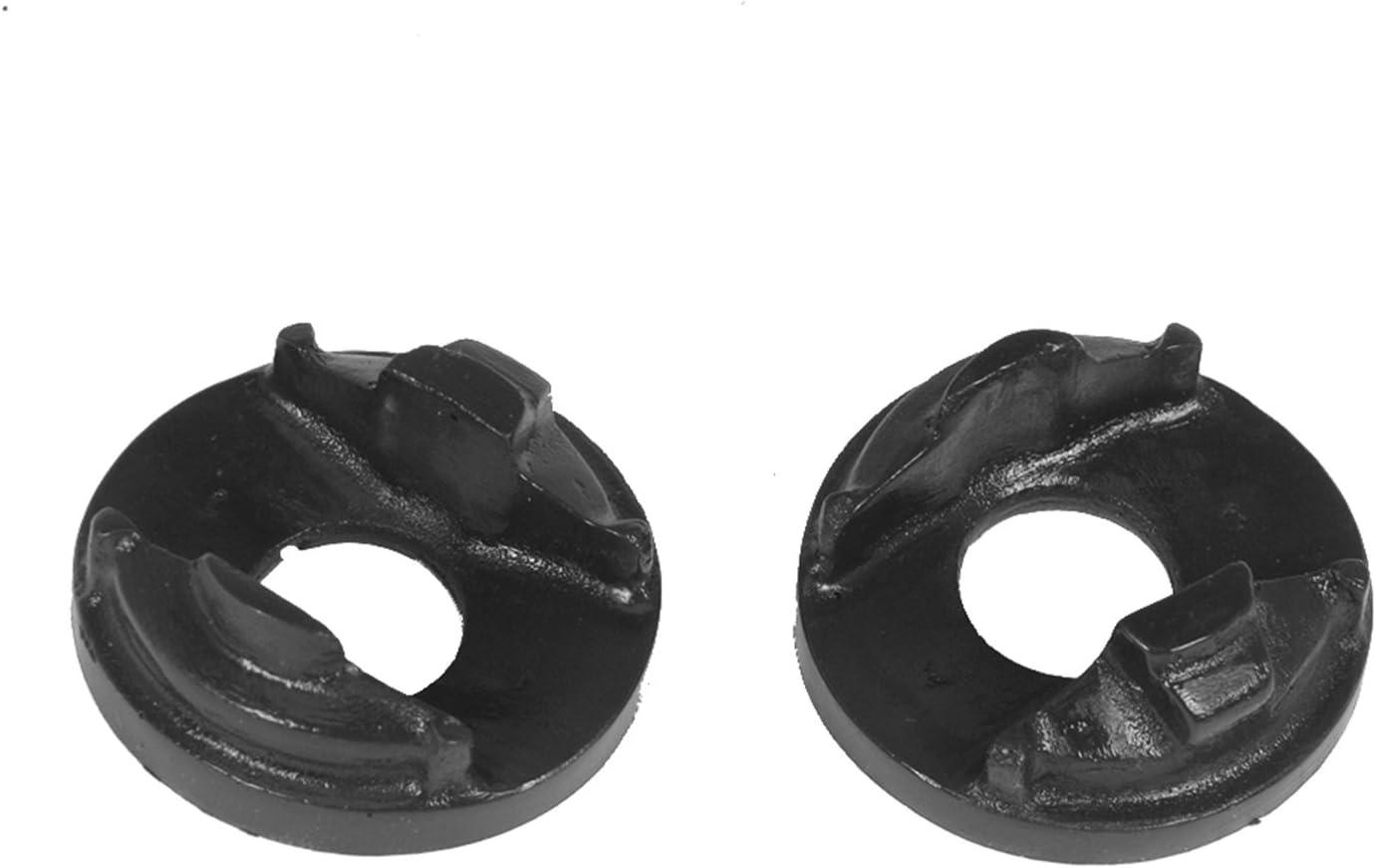 Prothane 14-502-BL Black Right Engine Mount Insert Kit