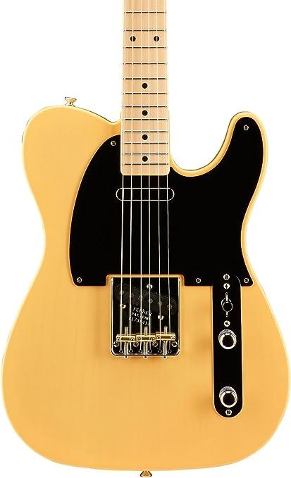 Fender American Vintage 52 Telecaster MN BTB · Guitarra eléctrica