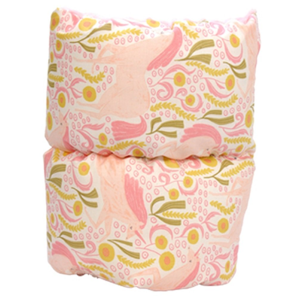 Pello Comfy Cradle - Slip-on Arm Pillow for Baby Nursing - Reversible, Adjustable, Washable, Durable (Isabel/Light Pink)
