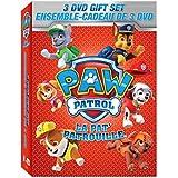 Paw Patrol: 3 DVD Gift Set