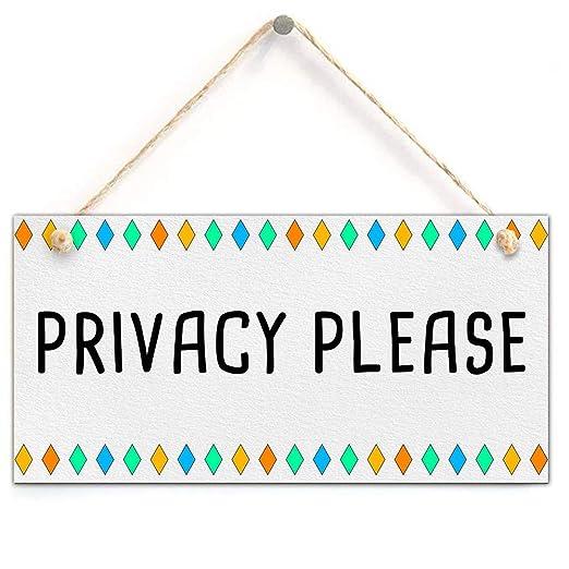 zhongfei Privacidad por Favor - Funcional No Molestar Sé ...