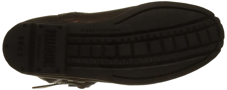 PLDM by Palladium Damen Daisy DST Biker (schwarz/Bronze) Stiefel Noir (schwarz/Bronze) Biker 8014b7