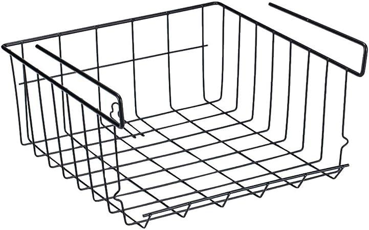 Panier de Stockage de R/éfrig/érateur /Étag/ère De Rangement Panier de Rangement Suspendu Support Multifonctionnel de Stockage pour Cuisine