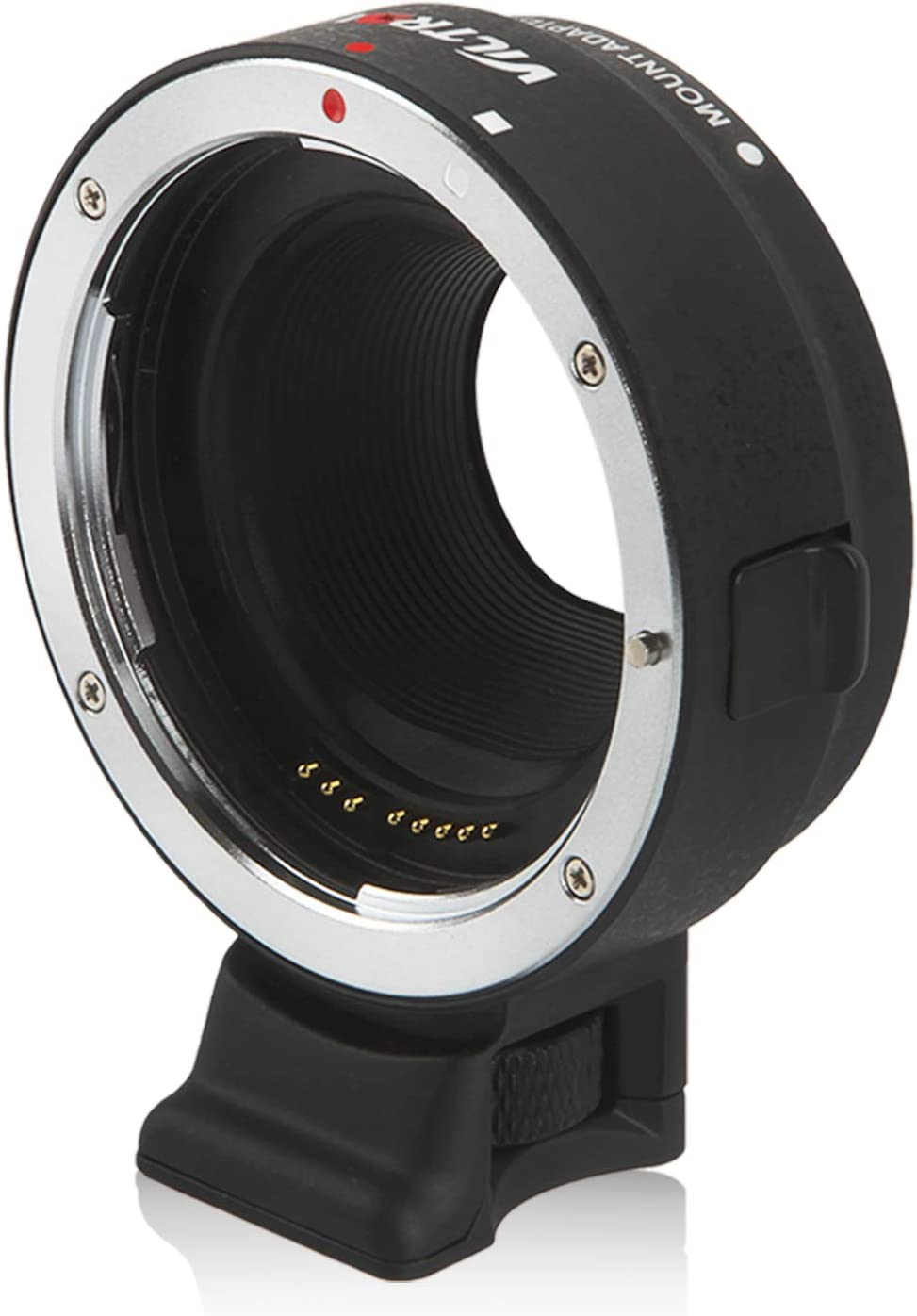 Mirrorless Cameras M M2 M3 M5 M6 M10 M50 M100 VILTROX Electronic Auto Focus Focal Reducer Booster Lens Mount Adapter for Canon EF Series Lenses to Canon EOS-M EF-M Mount