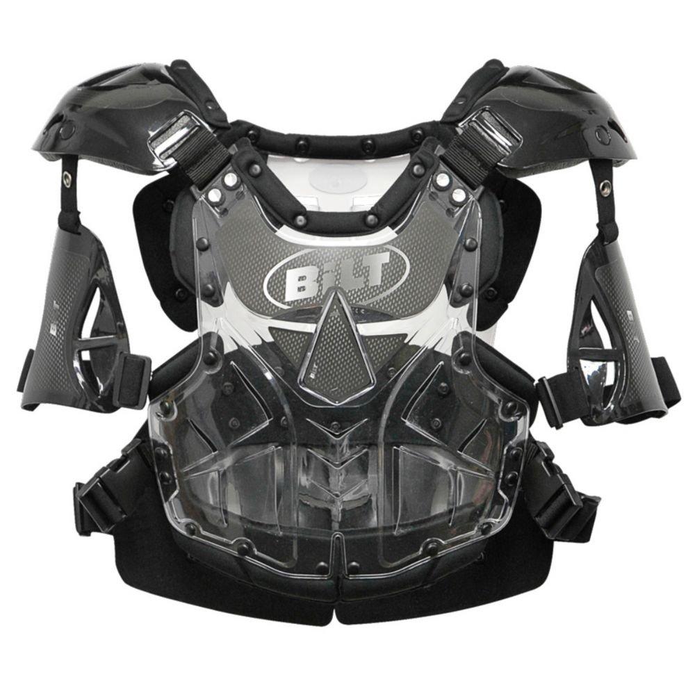 BILT Rib Cage Roost Guard - XL, Clear/Black