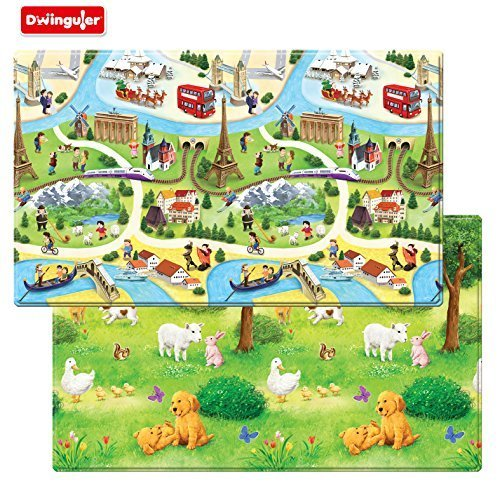 Dwinguler baby play mat (Hello Europe)