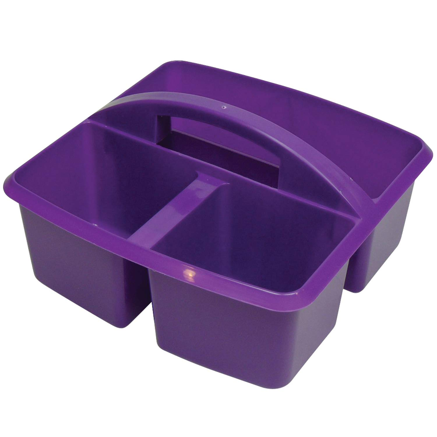 Romanoff Products ROM25906BN Small Utility Caddy, Purple, Pack of 6