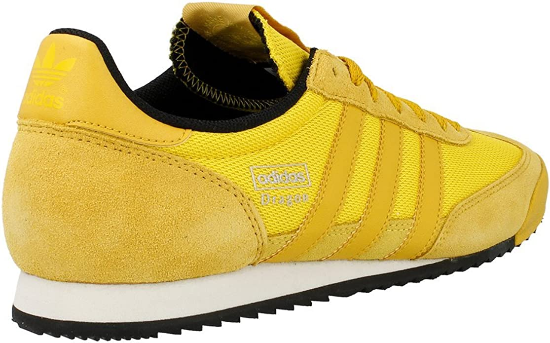 adidas dragon amarillo