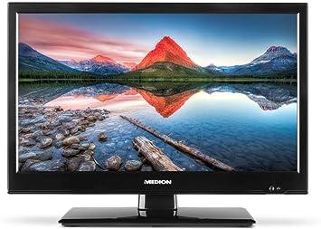 Medion P13448 47 0 Cm 18 5 Zoll Fernseher Hd Triple Tuner Dvb T2 Heimkino Tv Video
