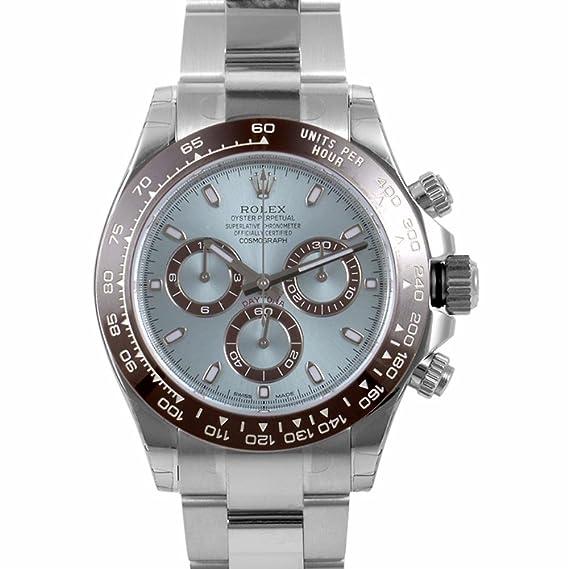 Rolex Daytona automatic-self-wind 116506 - reloj para hombre (Certificado) de segunda mano: Rolex: Amazon.es: Relojes
