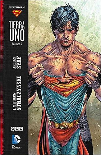 Superman: Tierra uno vol. 3 (Superman - Novelas Graficas)