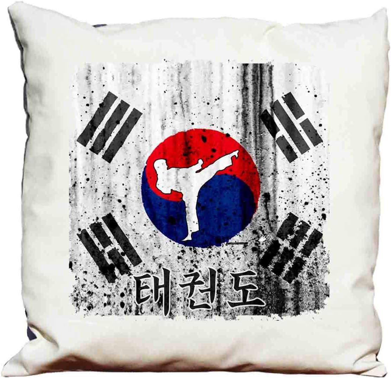Cuscino decorativo Taekwondo martial arts