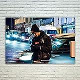 yankees crystal mug - Westlake Art Car Urban - 12x18 Poster Print Wall Art - Modern Picture Photography Home Decor Office Birthday Gift - Unframed 12x18 Inch (C183-651EB)
