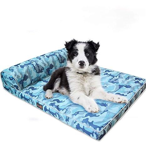 Espesar Tela de Oxford Perrera Impermeable A Prueba de Humedad Lavable Sofá Estera Cama de Perro