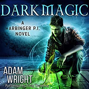Dark Magic Audiobook