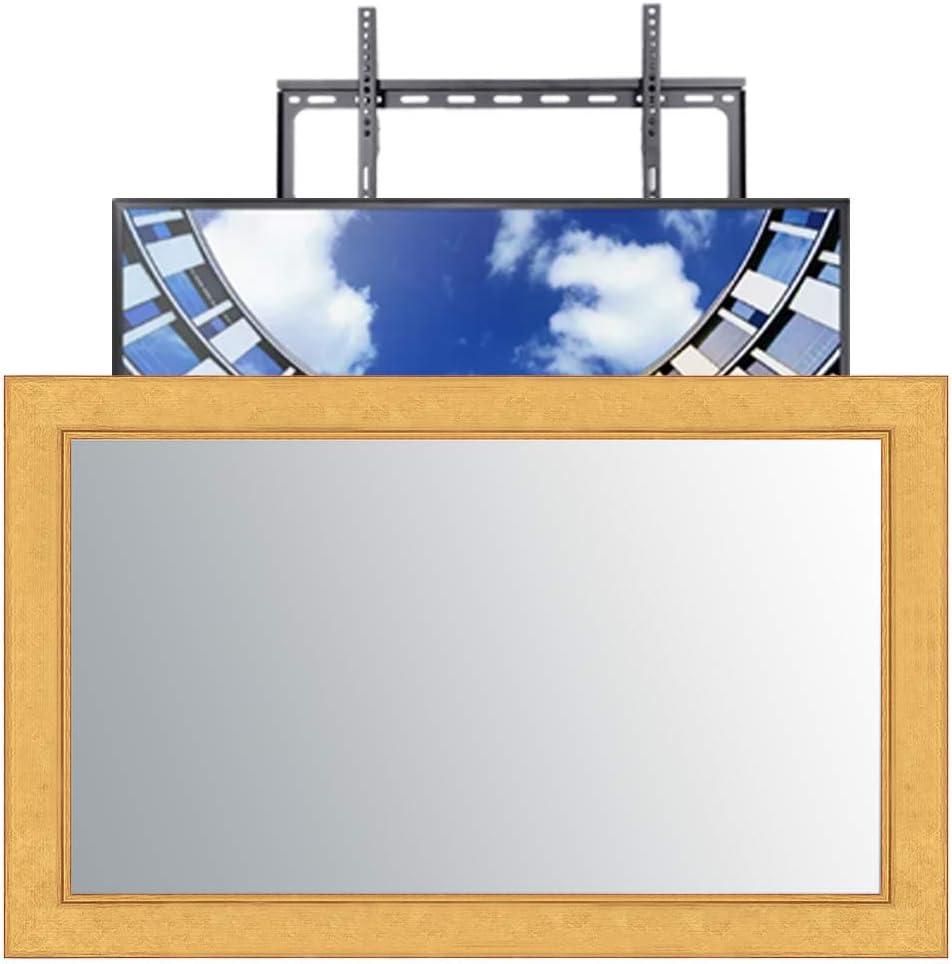 Frame Your TV Essentials - Marco de Espejo para televisor (Hecho a ...