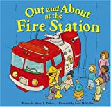 img - for Out and About at the Fire Station (Field Trips) book / textbook / text book