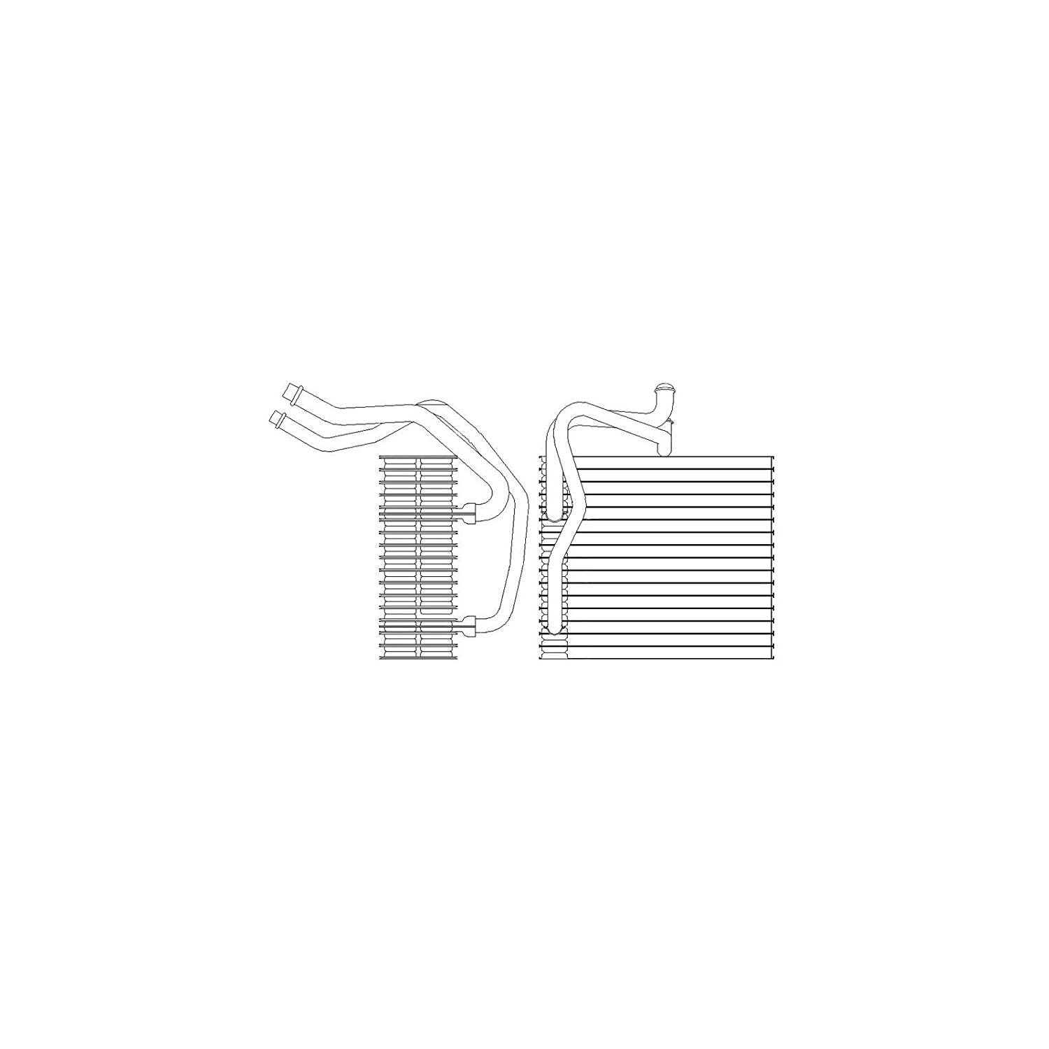 Delphi TSP0525198 Air Conditioning Component